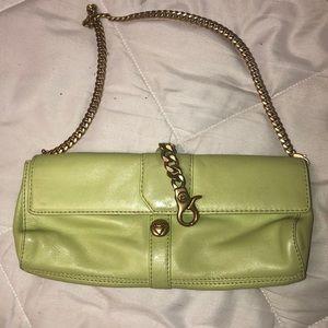 Women s Juicy Couture Gold Chain Handbag on Poshmark 312797d4d0